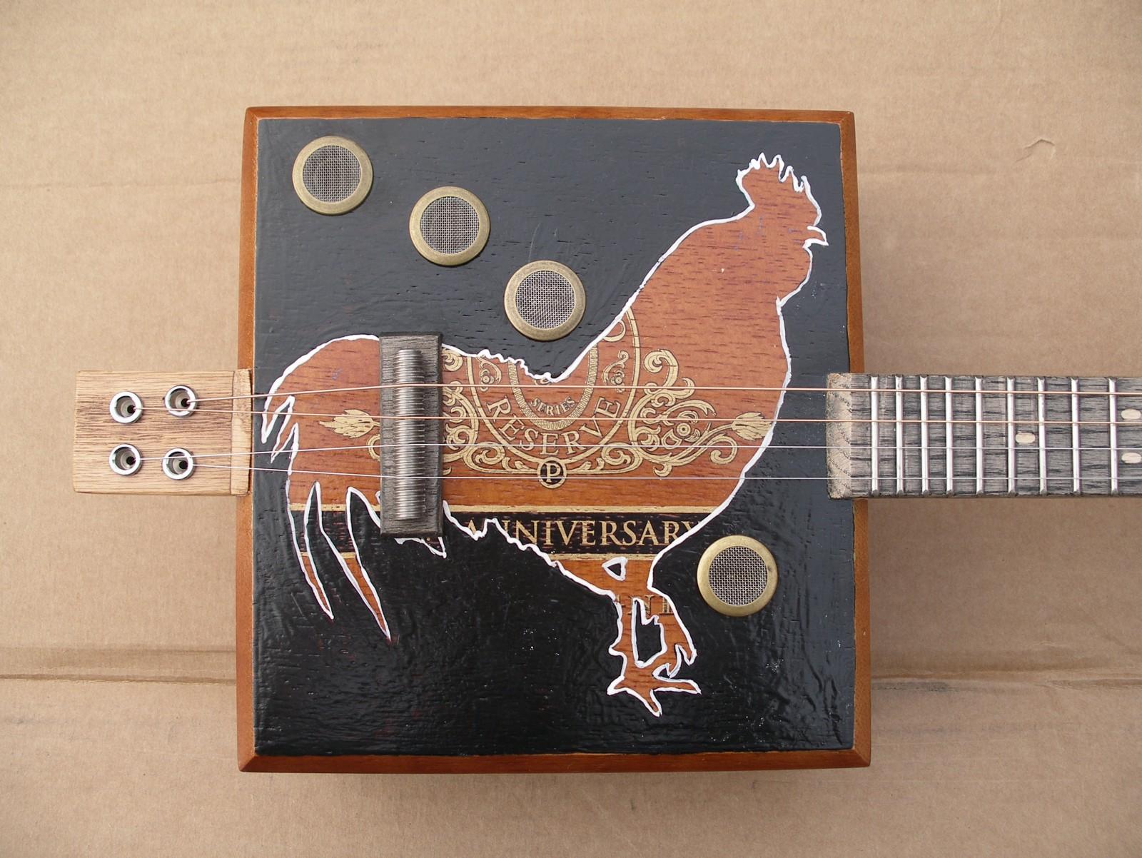 rooster banjo II